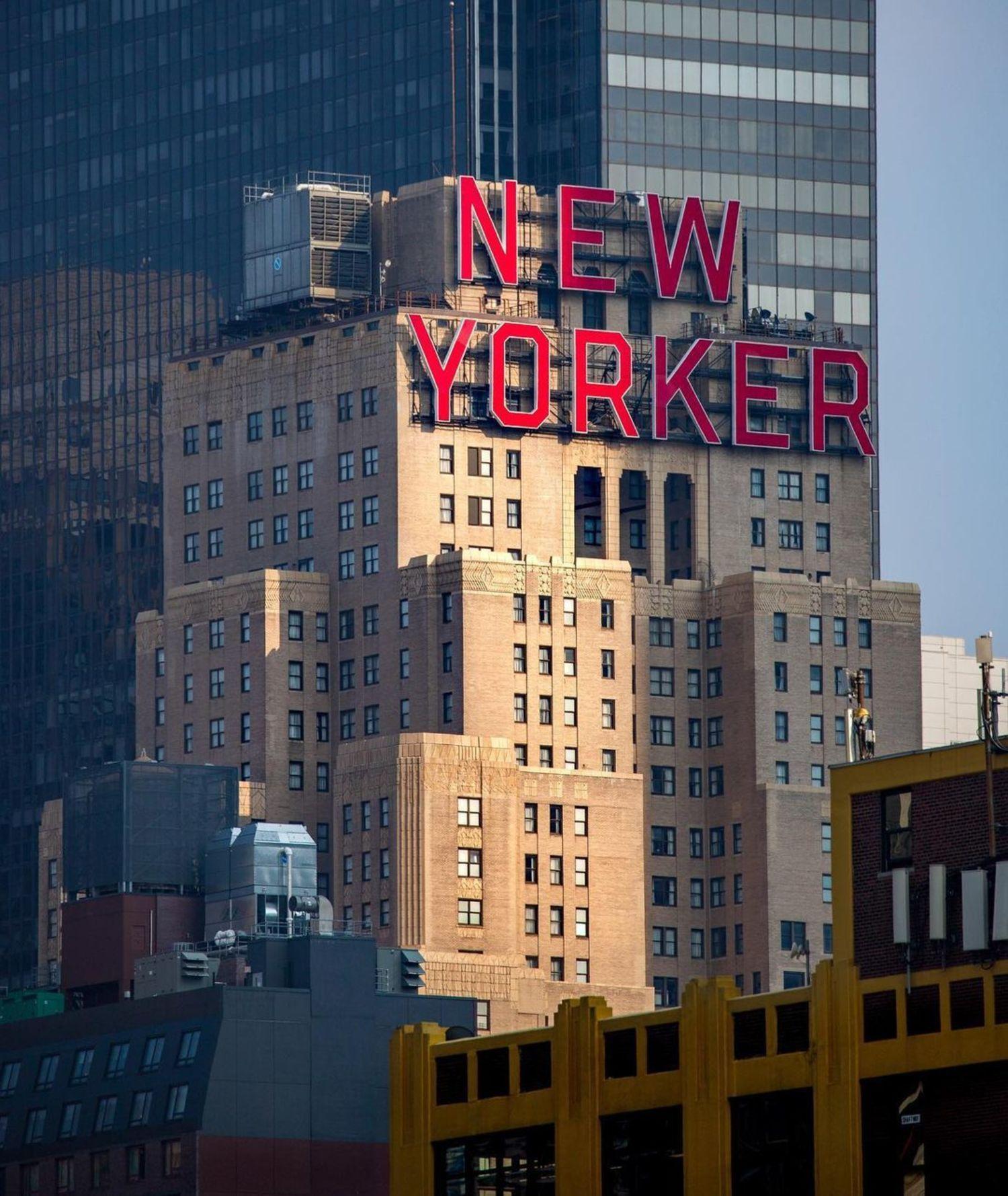 The New Yorker Hotel, Midtown, Manhattan