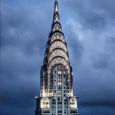 Chrysler Building, New York, New York. Photo via @brooklynveezy #viewingnyc #newyorkcity #newyork #nyc