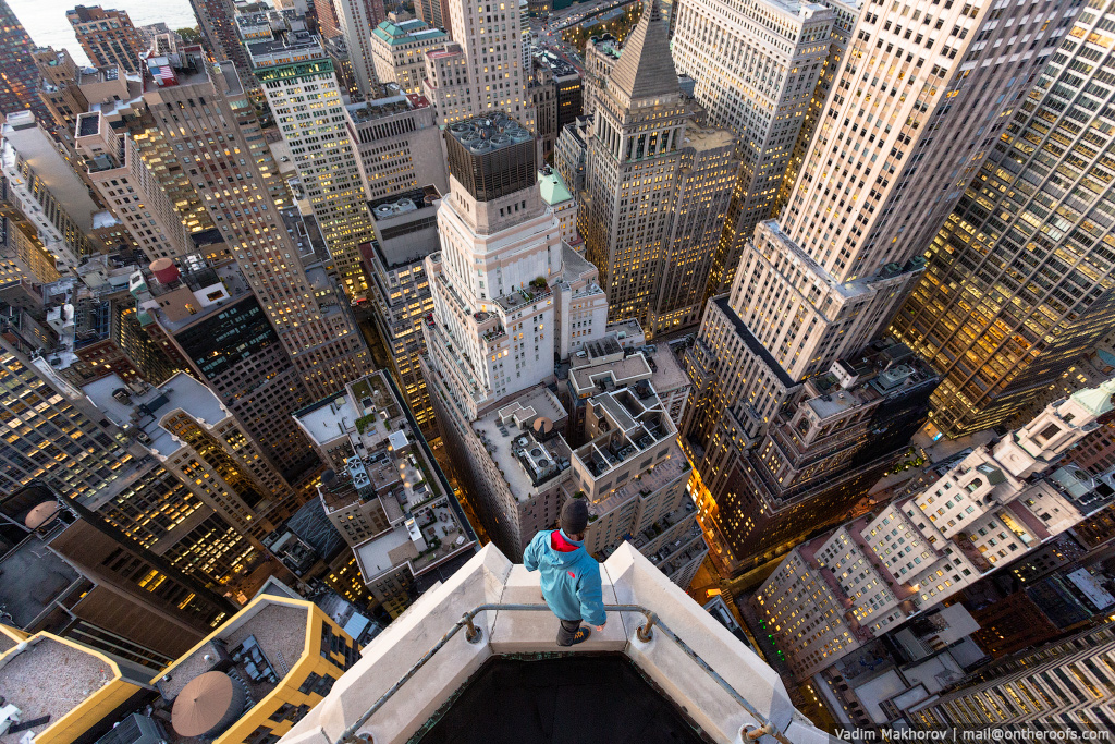 Dizzying Birds Eye Photographs Captured From Several