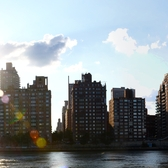 Upper East Side from Roosevelt Island