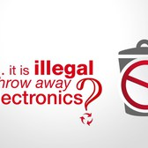 NYS Bans Electronics in the Trash