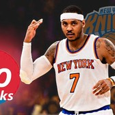 Carmelo Anthony Top 10 Plays with the New York Knicks