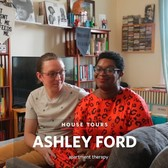 Ashley Ford's Brooklyn Apartment | House Tours | Apartment Therapy