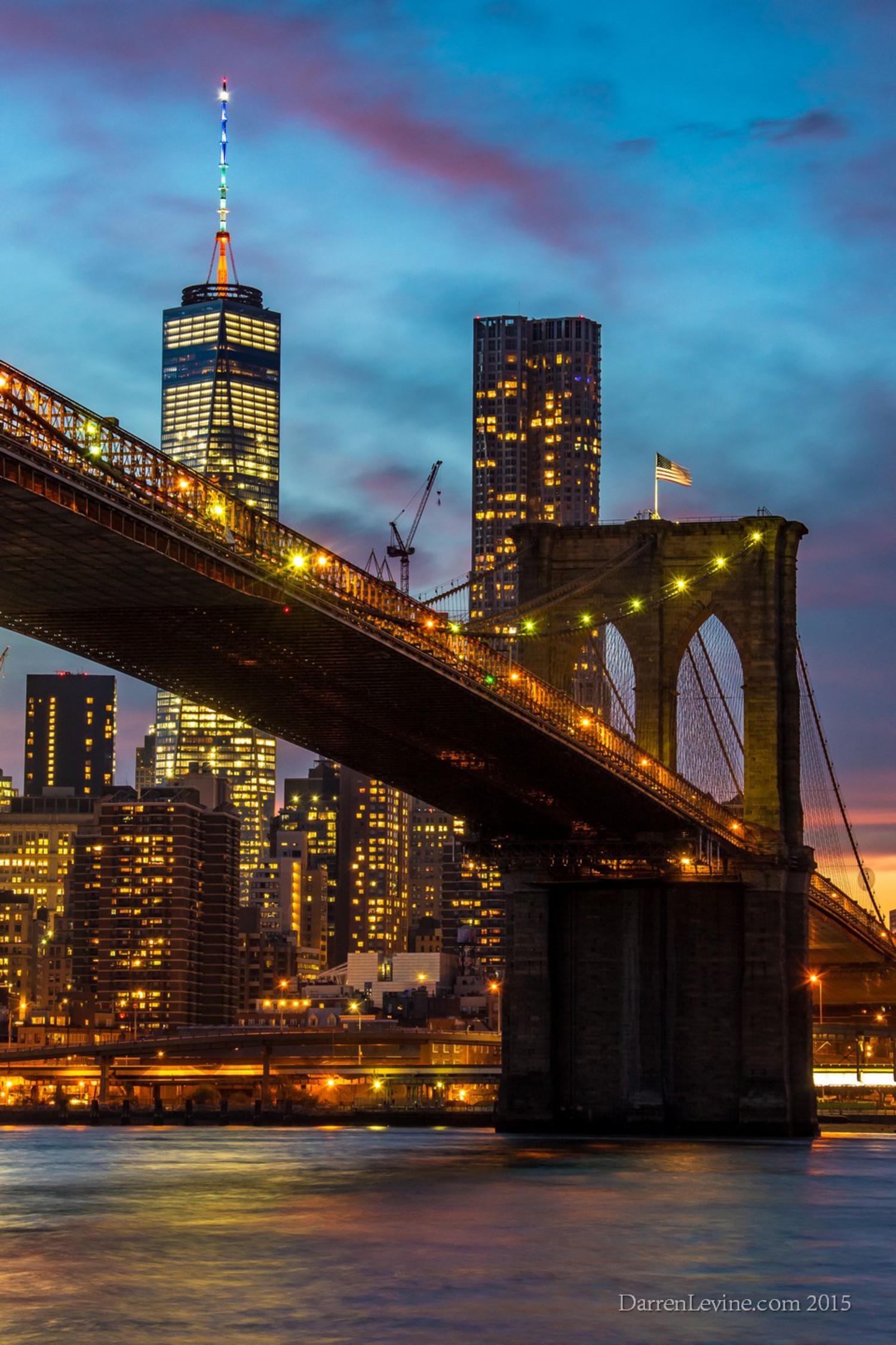 A fine NYC eve