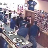 Man saves choking New York cop at Staten Island Diner