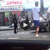 LiveLeak - Russian Tourist Captures Road Rage on Film in NYC