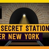 The Secret Train Station Under New York City