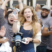 This is how the 5th Ave. Apple Store launches the iPhone 6s!