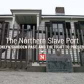 The Northern Slave Port
