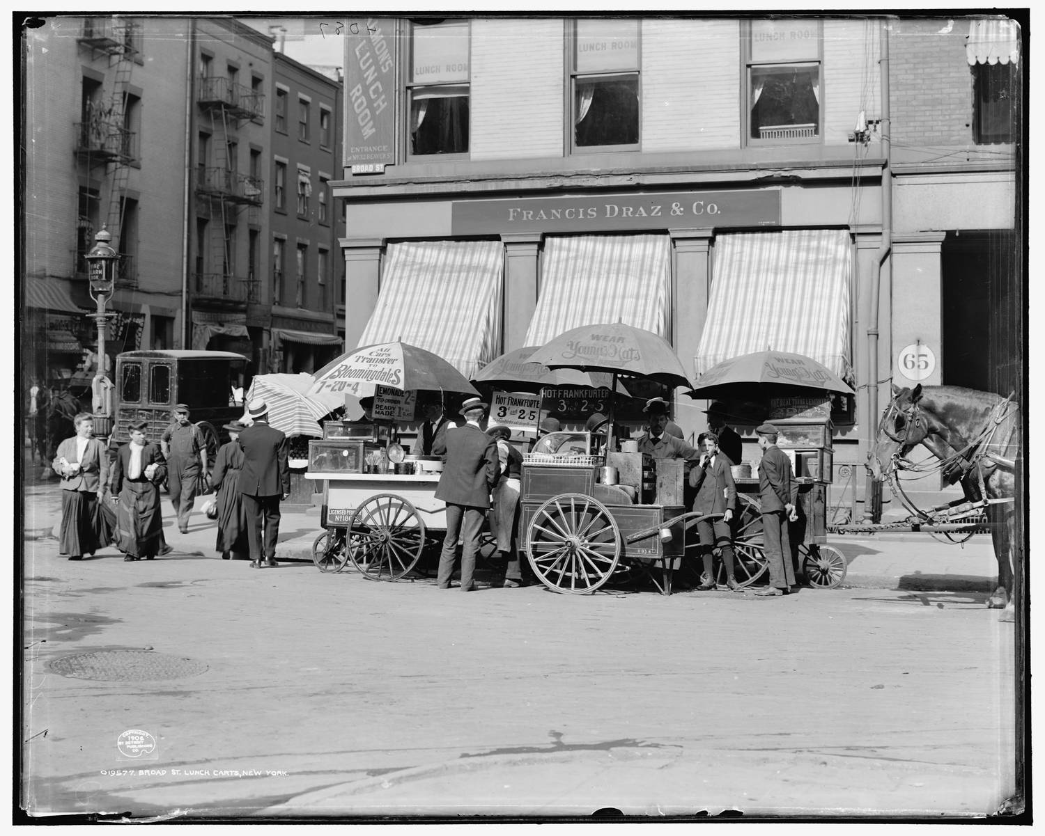 Broad St Lunch Carts