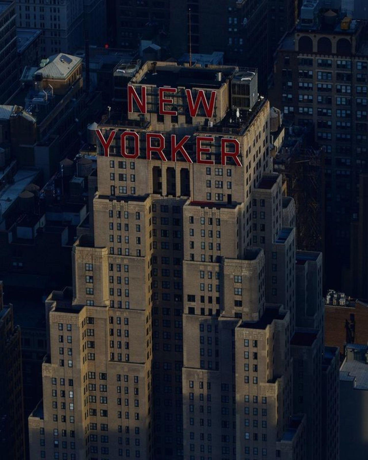 New Yorker Hotel, Midtown, Manhattan