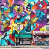 Greenpoint, Brooklyn, New York. Photo via @nyclovesnyc #viewingnyc #newyork #newyorkcity #nyc #streetart #greenpoint #brooklyn