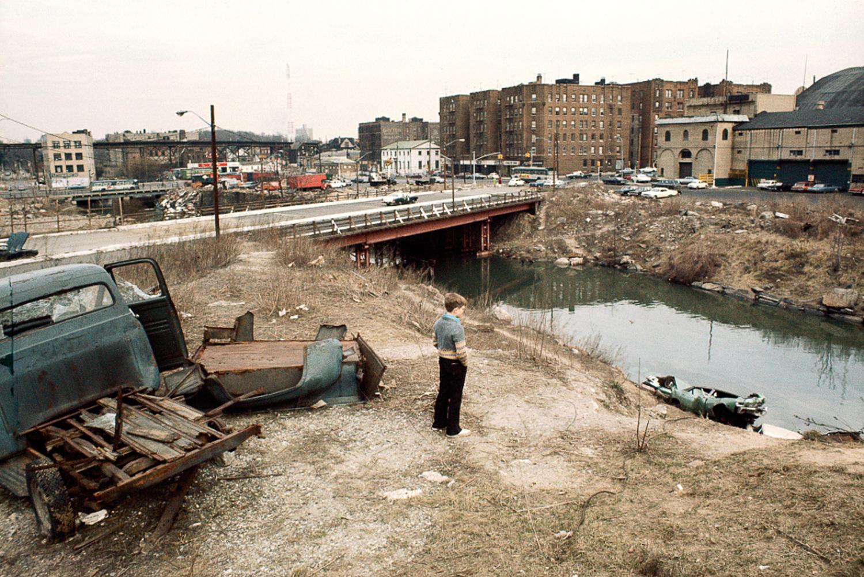 1970 Bronx River, Bronx.
