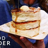 We Tried The Fluffiest Pancakes In NYC