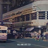 Times Square, New York 1936 [AI Colorized, Denoised, Sharpened, Upscaled, 60fps]