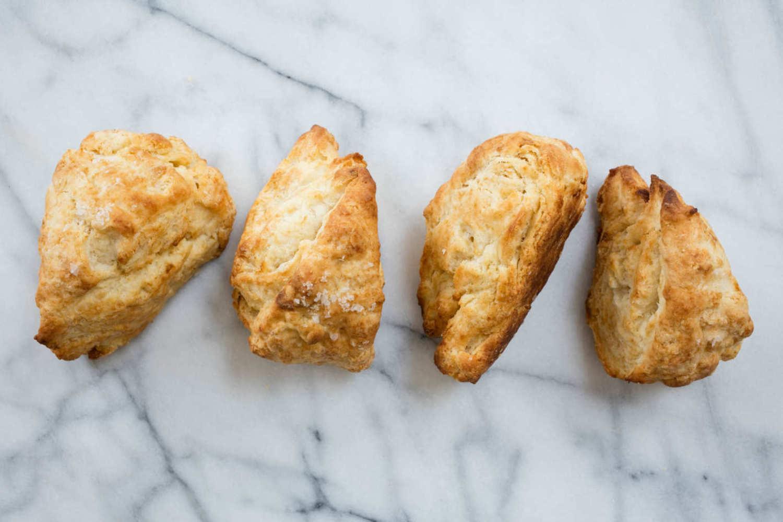 Buttermilk biscuits.