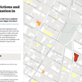 Tracking Evictions and Rent Stabilization in NYC