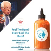 Bernie Sanders Hot Sauce