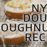 How to Make New York's Best Doughnuts at Home