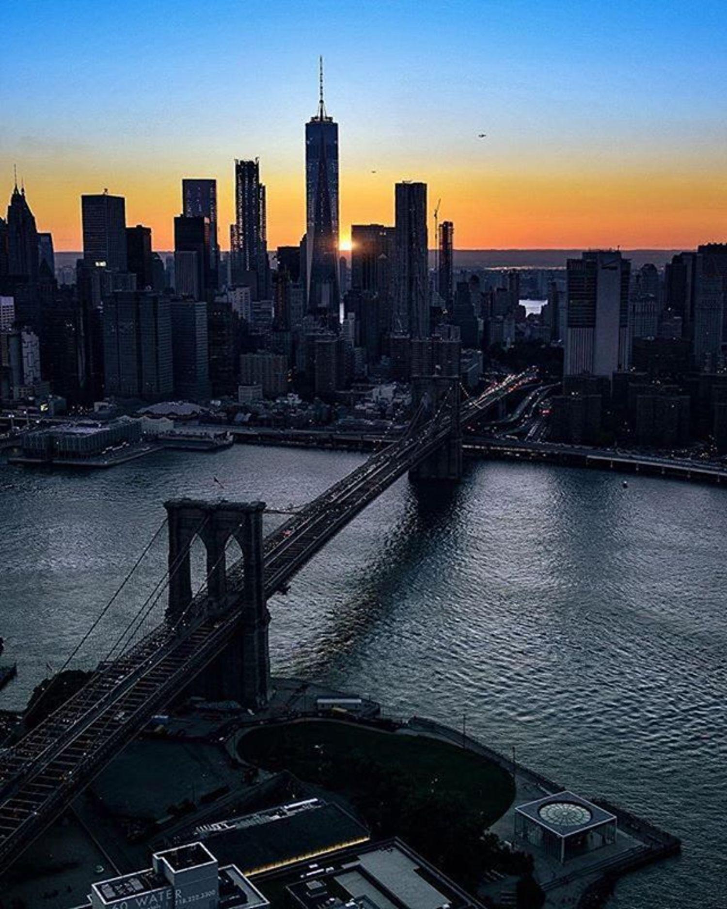 New York, New York. Photo via @nycfotophun #viewingnyc #newyorkcity #newyork