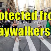 """Cyclist vs NYC's 8th Avenue """"Protected"""" Bike Lane - August 2018 Edition"""