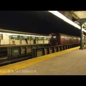 NYC Subway Special: The Train Of Many Colors (TOMC) at 40th Street
