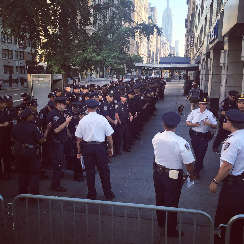 Pre-Pride Parade NYPD Roundup
