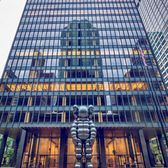 Seagram Building, Park Avenue, Midtown East. Manhattan