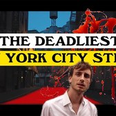 The Deadliest Street in America. [Doyers Street, Chinatown] New York City