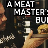 How A Michelin-Starred Chef Makes The Perfect Burger