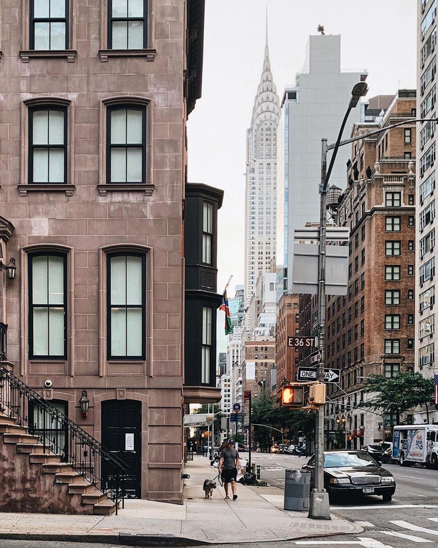 36th and Lexington, Murray Hill, Manhattan