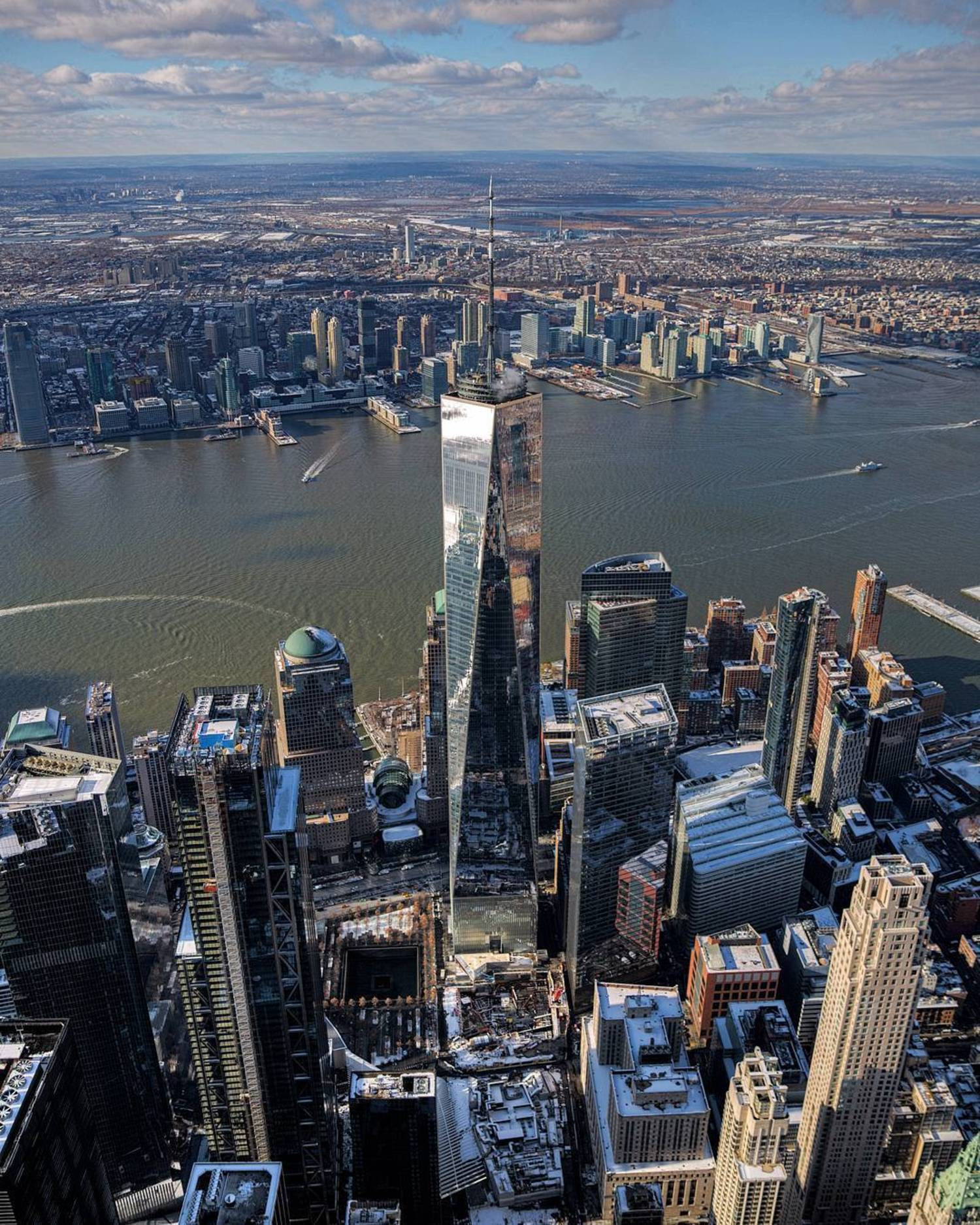 One World Trade Center, New York, New York