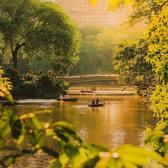Central Park Lake, New York, New York. Photo via @mc_gutty #viewingnyc #newyork #newyorkcity #nyc #centralpark