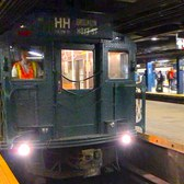 ⁴ᴷ R1-9 Museum Train Transfer Passing through 59th Street
