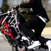 We Stunt Together CEO Shows Off Crazy Bike Tricks Around NYC