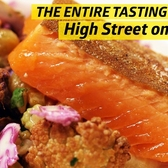 Dry Aged Steak Tartare, Arctic Char and the Tasting Menu at High Street on Hudson