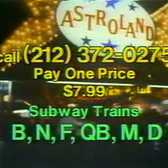 AstroLand commercial