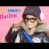 Commuter Barbie Commercial Parody Sketch