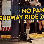 No Pants Subway Ride 2014