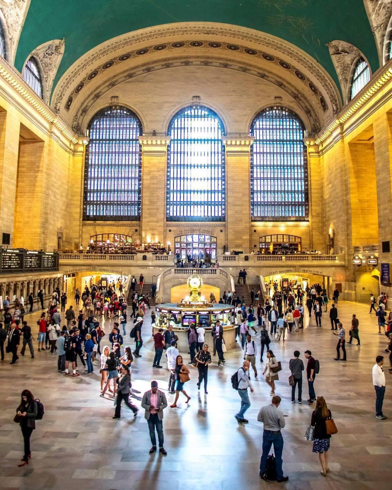Grand Central Terminal, New York, New York