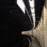 Fort Hamilton Parkway subway station, Brooklyn, New York