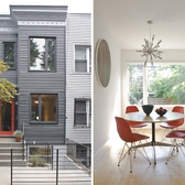 This Park Slope Townhouse Is Just 12 Feet Wide!