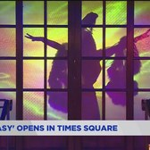 'Speakeasy' bar and venue opens in Times Square