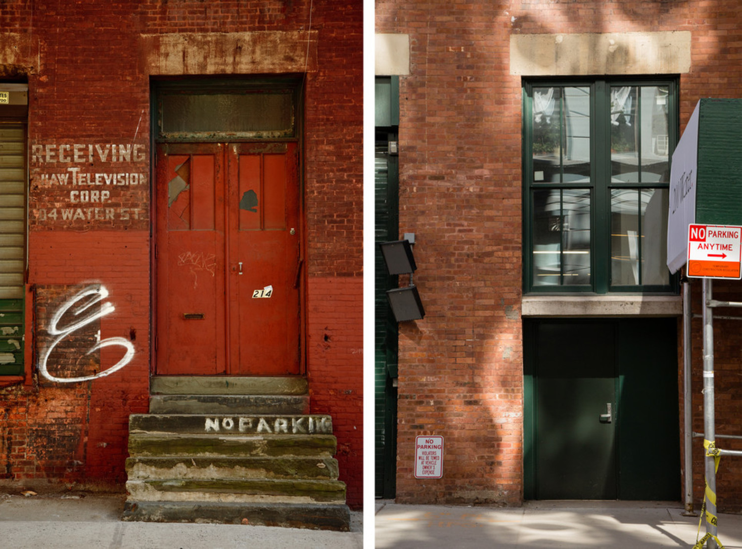 214 WATER STREET, 2009 and 2015