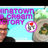 New York City - The one with the Chinatown Ice Cream Factory [ travel vlog / trending food review ]