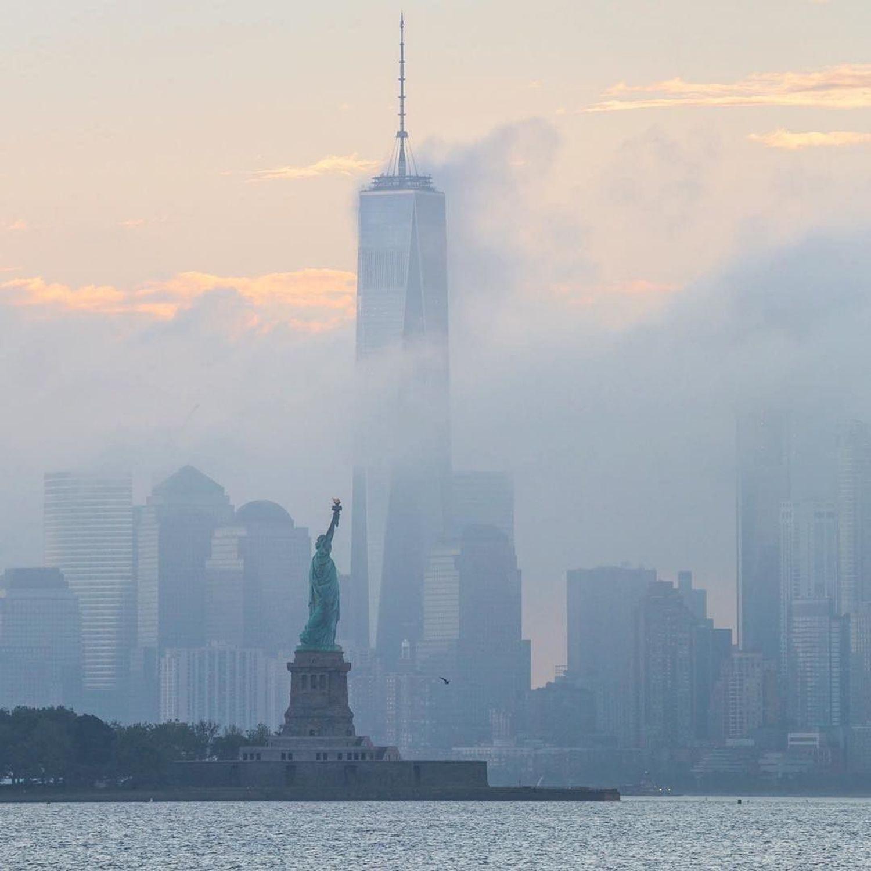 New York, New York. Photo via @johnnyyonkers #viewingnyc