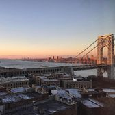 Photo via @eyesearsviewsnyc  George Washington Bridge  #viewingnyc