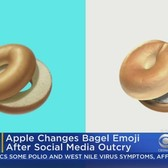 Apple Fixes Bagel Emoji