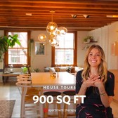 Marika's Gathering-Friendly NYC Loft | House Tours | Apartment Therapy