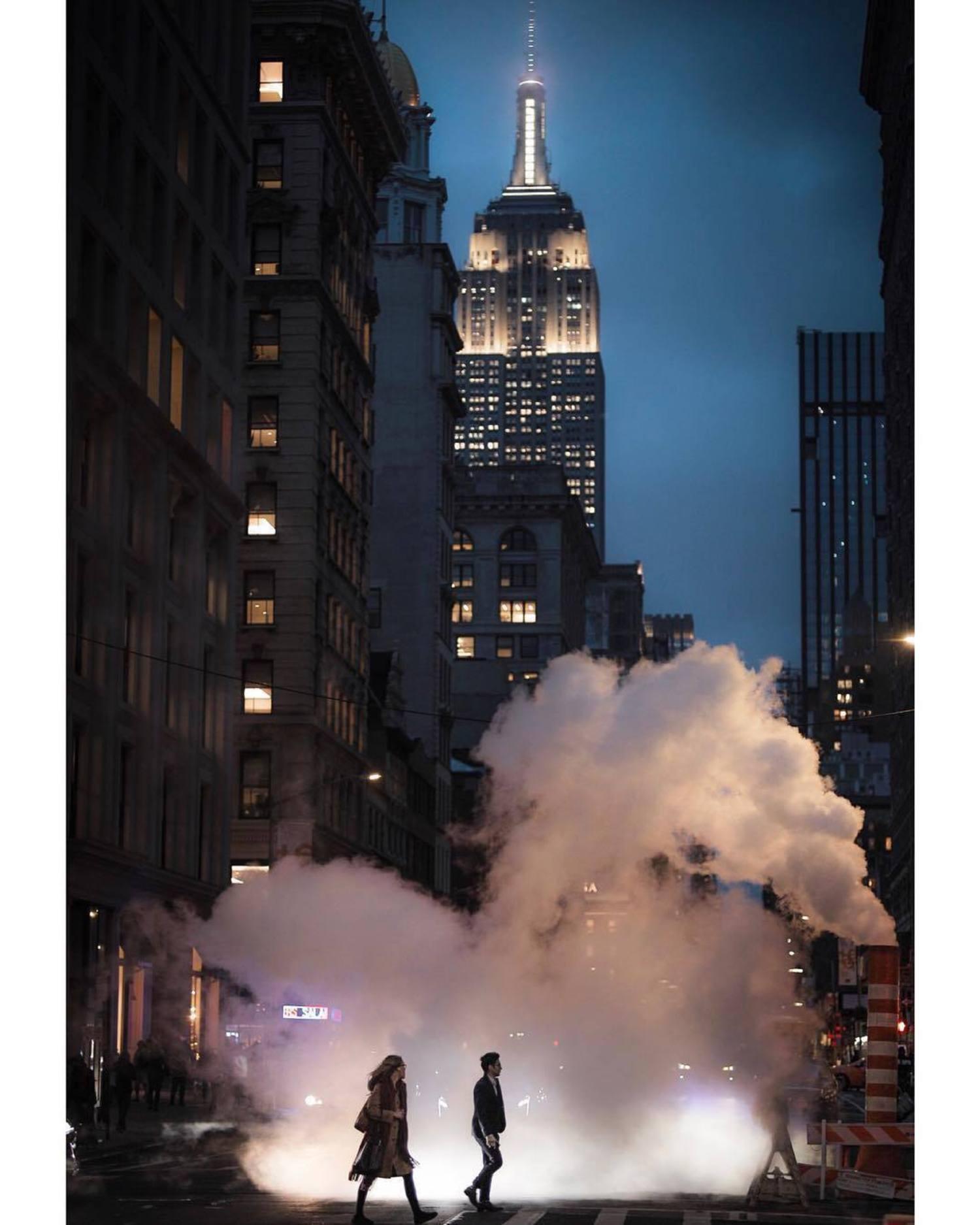 Midtown, Manhattan. Photo via @raylivez #viewingnyc #nyc #newyork #newyorkcity #empirestatebuilding